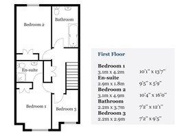 The Fulton Floor Plan