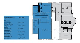 Apartments - Last property remaining Floor Plan